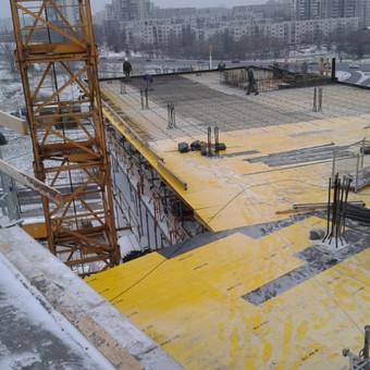 Statybų techninė priežiūra / Sivesta / Darbų pavyzdys ID 97542