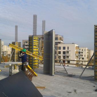 Statybų techninė priežiūra / Sivesta / Darbų pavyzdys ID 97544