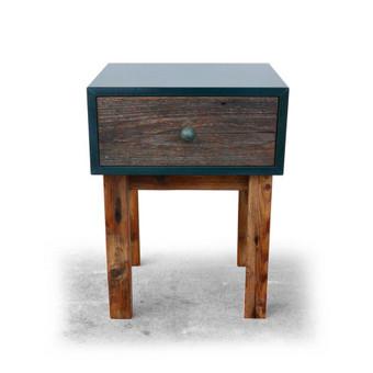Lovos staliukas su stalčiumi