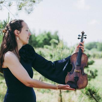 Smuiko melodijos Jūsų šventei / Muzikantai / Darbų pavyzdys ID 824659