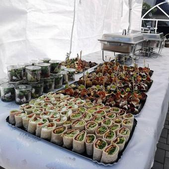 Vieno kąsnio užkandžiai, maistas Jūsų šventei / Peilis ir Šakutė / Darbų pavyzdys ID 826039