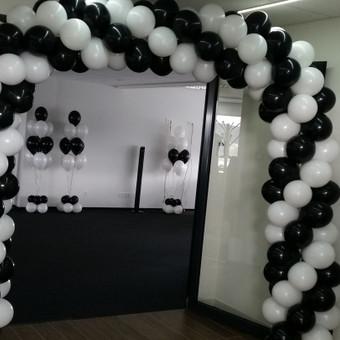 Dekoravimas balionais! / FESTIMA / Darbų pavyzdys ID 826837