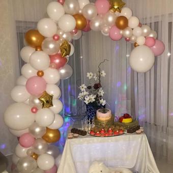 Dekoravimas balionais! / FESTIMA / Darbų pavyzdys ID 826845