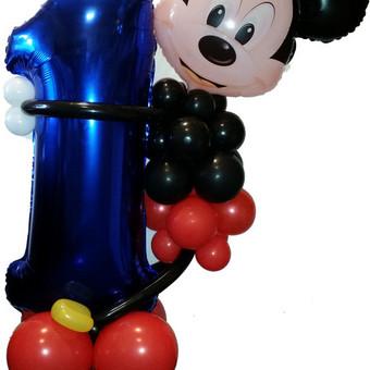 Dekoravimas balionais! / FESTIMA / Darbų pavyzdys ID 826863
