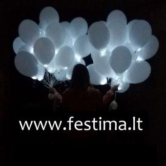 Dekoravimas balionais! / FESTIMA / Darbų pavyzdys ID 826867