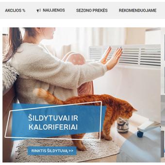 Pardavimų didinimas internetinės rinkodaros kanalais / Eglė Tertelė / Darbų pavyzdys ID 830879