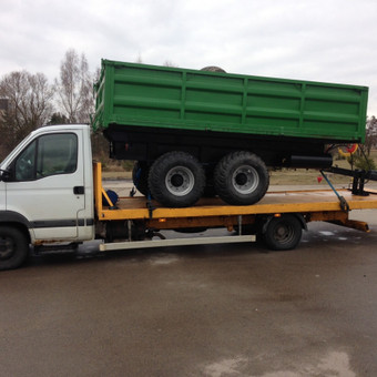 Techninė pagalba kelyje / Hempa Transportas / Darbų pavyzdys ID 98584