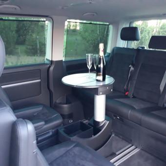KELEIVINIO mikroautobuso Nuoma VIP SVECIU, VESTUVIU / AUTOVYRIS / Darbų pavyzdys ID 842325