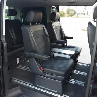 KELEIVINIO mikroautobuso Nuoma VIP SVECIU, VESTUVIU / AUTOVYRIS / Darbų pavyzdys ID 842327
