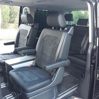 KELEIVINIO mikroautobuso Nuoma VIP SVECIU, VESTUVIU / AUTOVYRIS / Darbų pavyzdys ID 842329