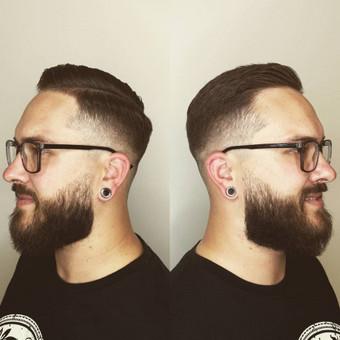 Vyrų kirpėjas - barzdaskutys / Arnoldas Stančikas / Darbų pavyzdys ID 843381