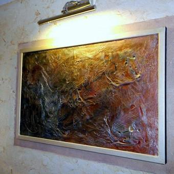 Sienų dekoravimas, išskirtinė vidaus apdaila. / Rolandas / Darbų pavyzdys ID 843821