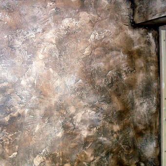 Sienų dekoravimas, išskirtinė vidaus apdaila. / Rolandas / Darbų pavyzdys ID 843829