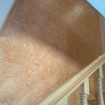 Sienų dekoravimas, išskirtinė vidaus apdaila. / Rolandas / Darbų pavyzdys ID 845097