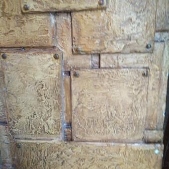 Sienų dekoravimas, išskirtinė vidaus apdaila. / Rolandas / Darbų pavyzdys ID 845103