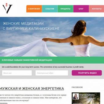 Reprezentacinis puslapis. Kodavimas PSD į Wordpress. Demo: http://goo.gl/KbsNsp