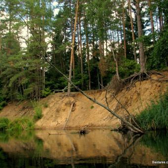 Žeimenos upėje