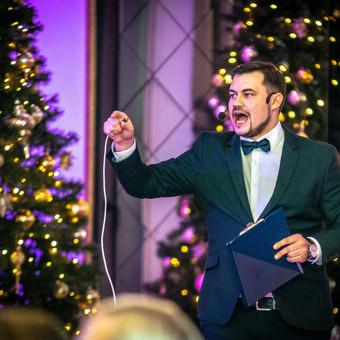 Jūsų šventės vedėjas - IGNAS BASIJOKAS ir DJ komanda / Ignas Basijokas / Darbų pavyzdys ID 848757