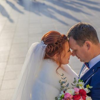 Vestuvių fotografavimas man labai ypatingas įvykis.