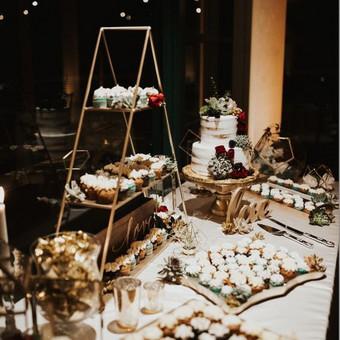 Saldaus stalo stovai 100cm - 60cm - 30cm