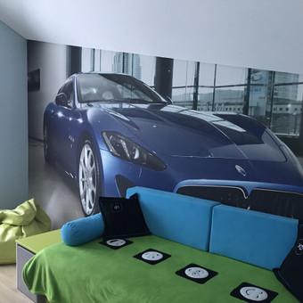 Reklamos Gamyba, Automobilių apklijavimas, Fototapetai / Taka Reklama / Darbų pavyzdys ID 853365