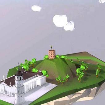 Video Animacija 2D, 3D / Gintaras Knystautas / Darbų pavyzdys ID 99911
