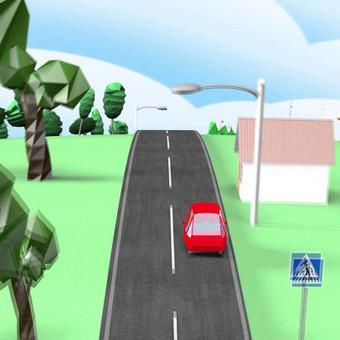 Video Animacija 2D, 3D / Gintaras Knystautas / Darbų pavyzdys ID 99919