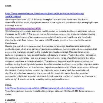 Verslo analitika / Strategija / Rinkodara / Marketingas / Kęstutis Vileikis / Darbų pavyzdys ID 854177