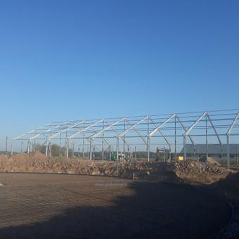 Plokštuminių pamatai, pagrindo paruošimas, betonavimas / MB Šilti pamatai / Darbų pavyzdys ID 854273