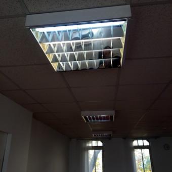 Lempučių keitimo darbai: tiek biuruose, studijose, namuose...