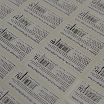 YZY Print spausdinimo paslaugos / UAB Nauja spaustuvė / Darbų pavyzdys ID 856017