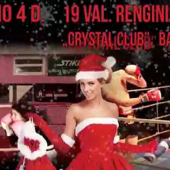 Reklaminis klipas kalėdiniam renginiui Bushido SWAT 54 turnyrui. Taip pat žiūrėti: https://rutube.ru/video/b4c94a0331001c2aca66f3ab0e5fd80c/