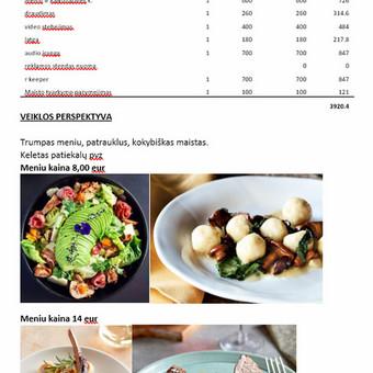 Verslo analitika / Strategija / Rinkodara / Marketingas / Kęstutis Vileikis / Darbų pavyzdys ID 857853