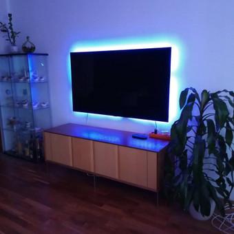 Įvairiausių dydžių televizorių tvirtinimo darbai Jūsų namuose, biure, sodyboje. TV yra brangus ir reikalingas daiktas namuose, todėl reikia tinkamai pritvirtinti.