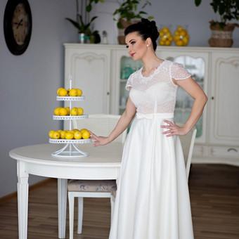 Vestuvinių suknelių siuvimas / Vilma Stanislauskienė / Darbų pavyzdys ID 100343