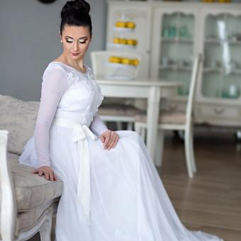 Vestuvinių suknelių siuvimas / Vilma Stanislauskienė / Darbų pavyzdys ID 100345