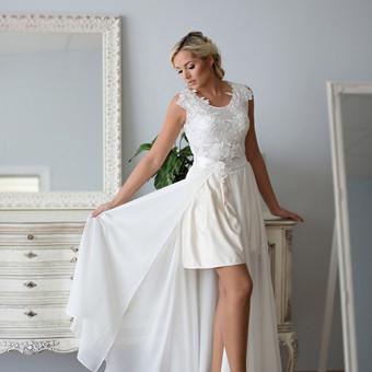 Vestuvinių suknelių siuvimas / Vilma Stanislauskienė / Darbų pavyzdys ID 100347