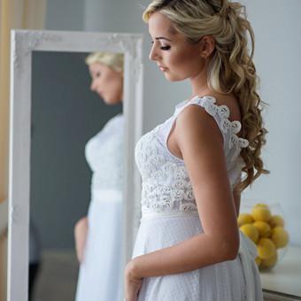 Vestuvinių suknelių siuvimas / Vilma Stanislauskienė / Darbų pavyzdys ID 100352
