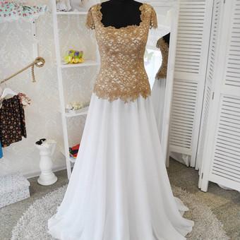 Vestuvinių suknelių siuvimas / Vilma Stanislauskienė / Darbų pavyzdys ID 100358