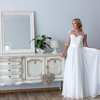 Vestuvinių suknelių siuvimas / Vilma Stanislauskienė / Darbų pavyzdys ID 100350