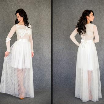 Vestuvinių suknelių siuvimas / Vilma Stanislauskienė / Darbų pavyzdys ID 100359