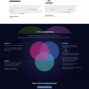 SVETAINIŲ KŪRIMAS www.overslas.lt Didiname jūsų verslo vertę / Roman Ustinovič / Darbų pavyzdys ID 860923