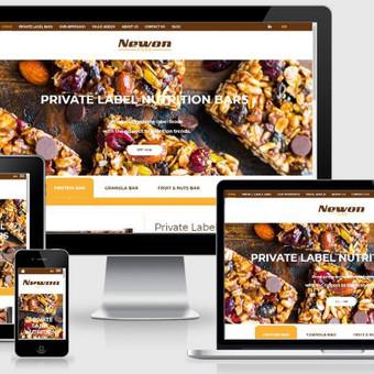 Interneto svetainių kūrimas    El. parduotuvių kūrimas / E-svetainė  Andrius / Darbų pavyzdys ID 861051