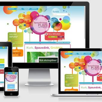 Interneto svetainių kūrimas    El. parduotuvių kūrimas / E-svetainė  Andrius / Darbų pavyzdys ID 861065