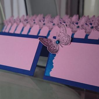 Vestuvių, švenčių dekoravimas / Katės Dizainas / Darbų pavyzdys ID 100482