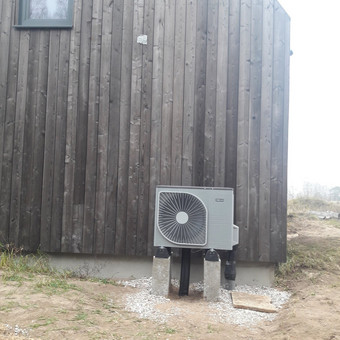 Geoterminis šildymas, katilinės,visos santechnikos paslaugos / Antanas Norku / Darbų pavyzdys ID 861409