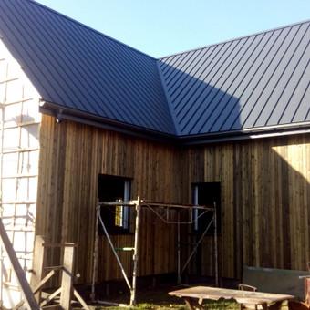 Senu mediniu namu renovacija,rekonstrukcija / Aivaras / Darbų pavyzdys ID 862233