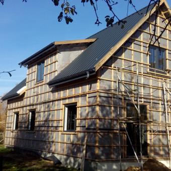 Senu mediniu namu renovacija,rekonstrukcija / Aivaras / Darbų pavyzdys ID 862239