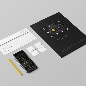 Logotipų kūrimas | grafikos dizainas | deepyellow_design / Emilė Vaitkūnaitė / Darbų pavyzdys ID 868533