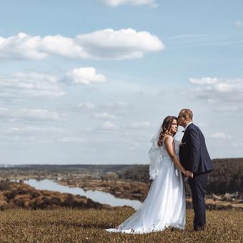 Vestuvių fotografas visoje Lietuvoje / Evaldas Slažinskas / Darbų pavyzdys ID 868615